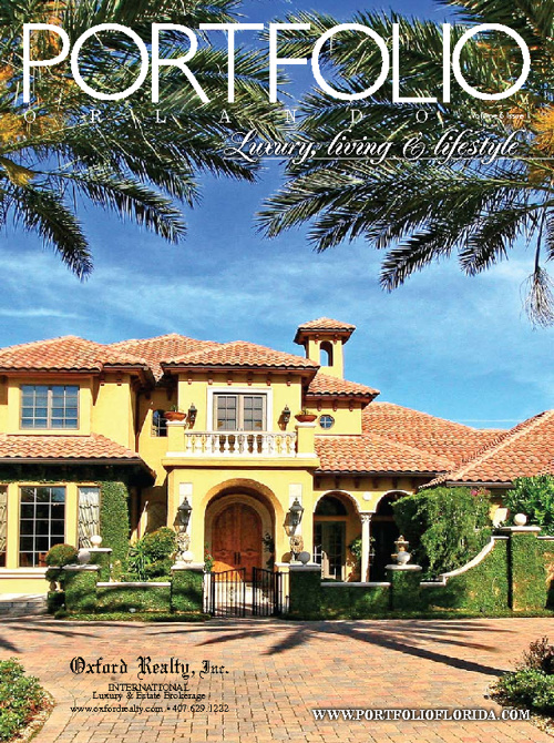 Portfolio Florida - Luxury & Living Feb/March issue
