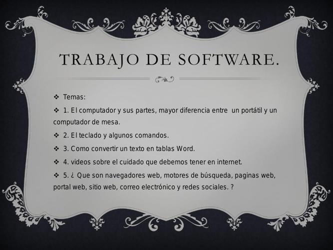 Trabajo de software 2 terminado