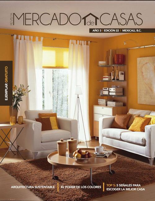 Revista Mercado de Casas Edición Septiembre- Octubre