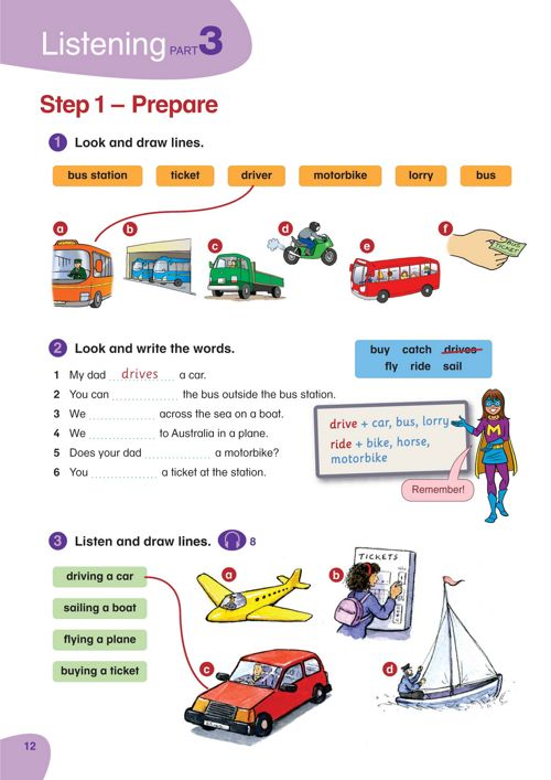 Practise and Pass Movers - Pupil's Book