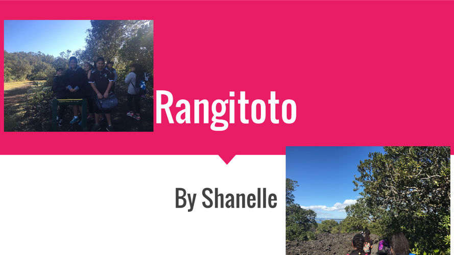 Trip To Rangitoto