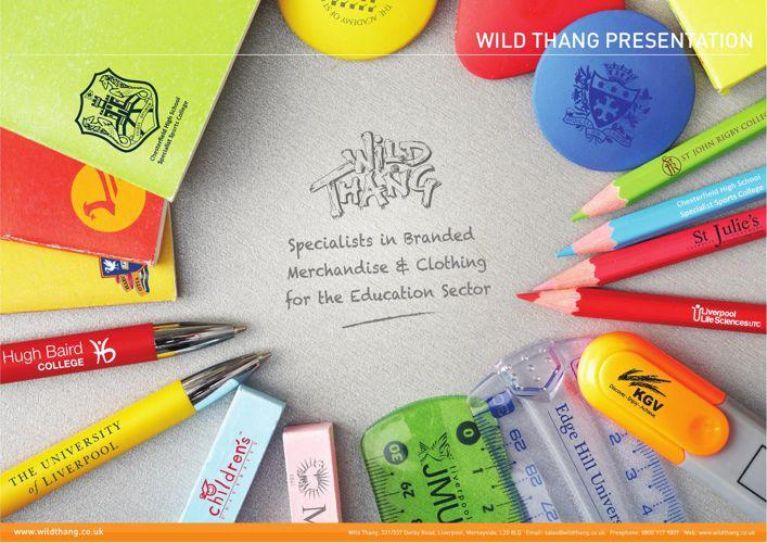 Wild Thang Educational Presentation