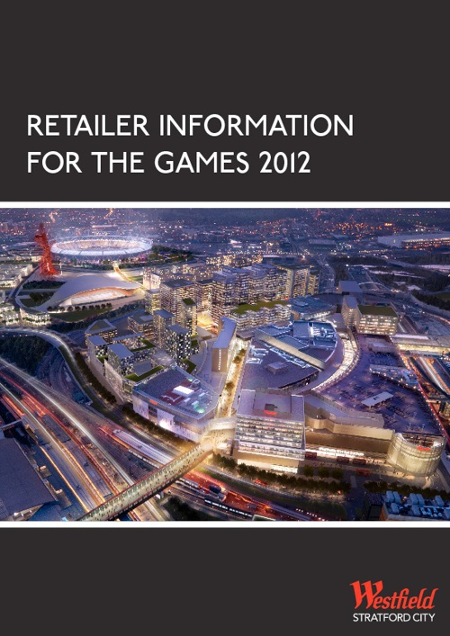 Retailer Information For The Games 2012