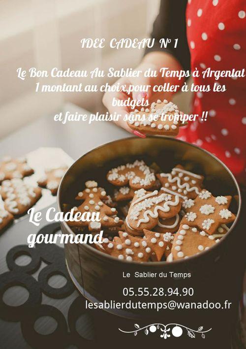 Bon Cadeau Restaurant/séjour