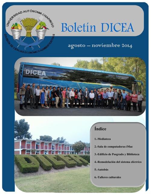 Boletín Dicea