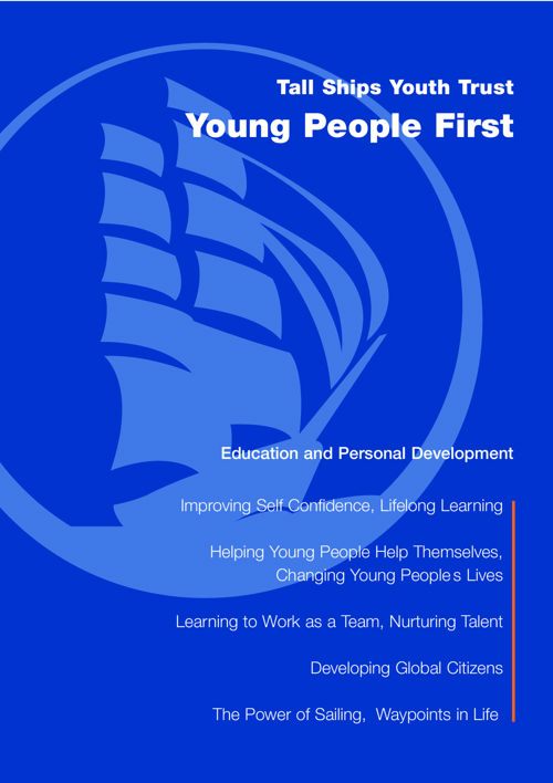 Young People First brochure