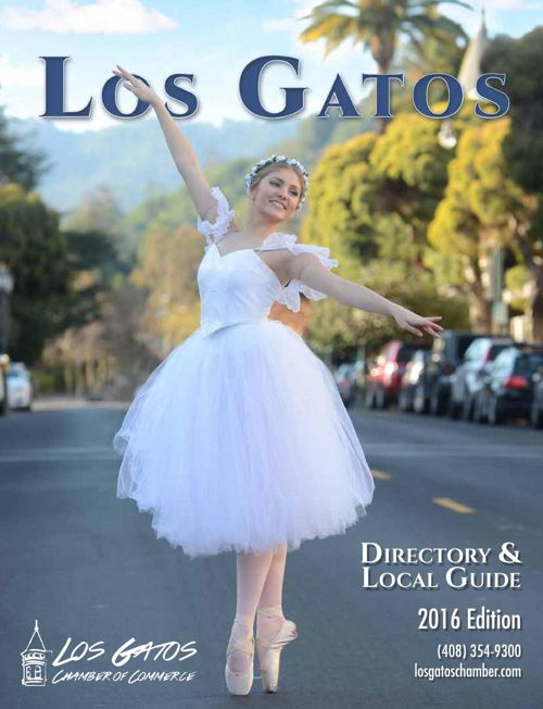 2016 Los Gatos Chamber of Commerce Directory