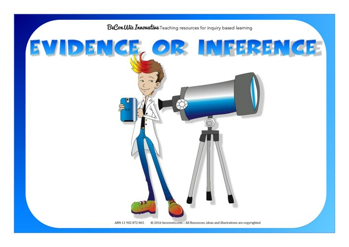 BCW FB Evidence to Inference CPDF