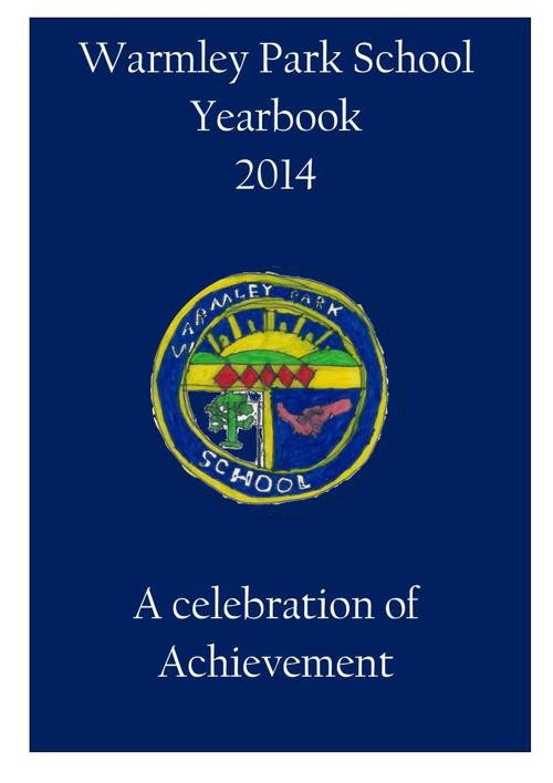 WarmleyParkSchool_Yearbook2014