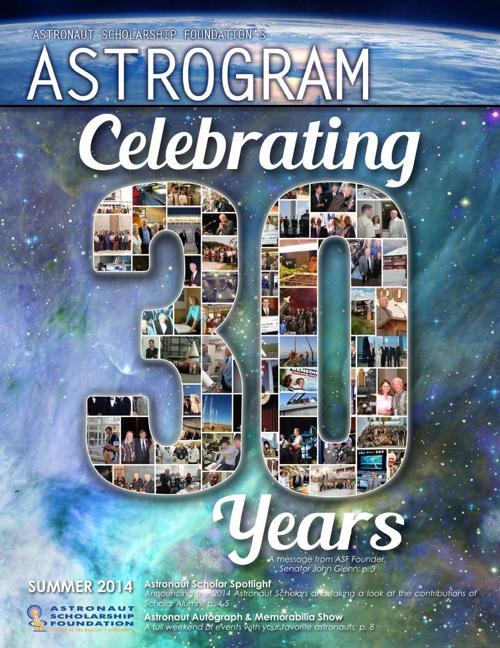 Astrogram Summer 2014