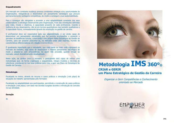 Metodologia IMS 360º