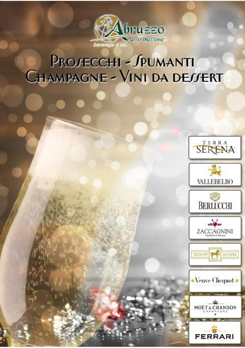 Crta Spumanti Champagne