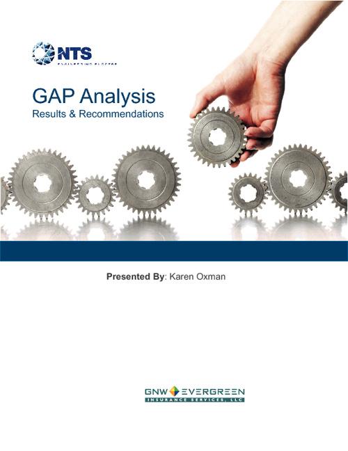 NTS GAP Analysis Results