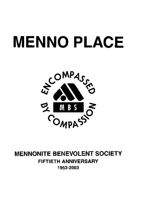 Menno Place - 50th Anniversary