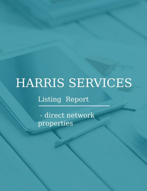Harris Listings - direct network