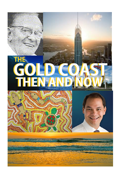 Gold Coast Then and Now Booklet