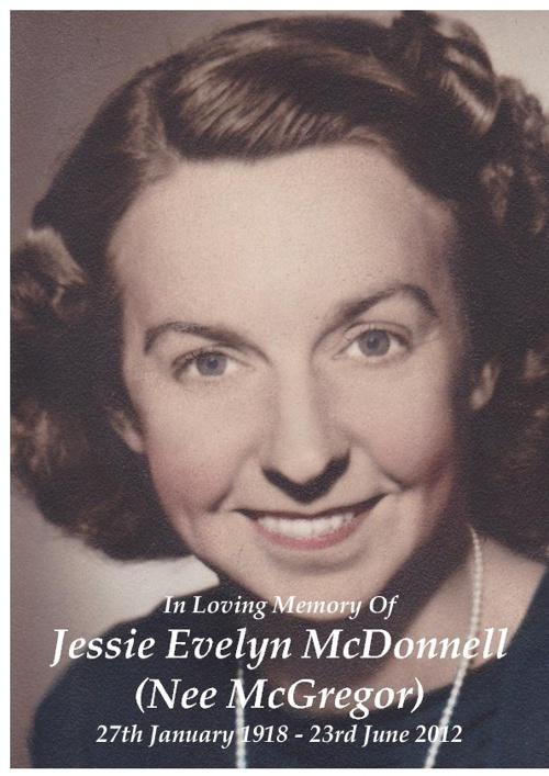 Jessie McDonnell