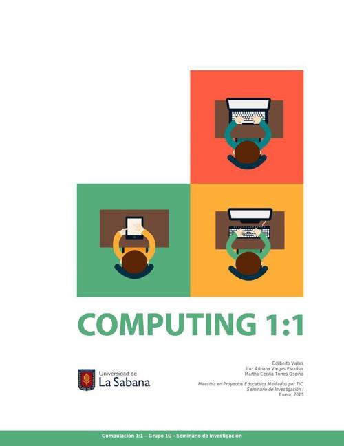 Computación 1:1
