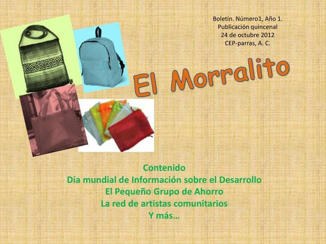 El Morralito 1