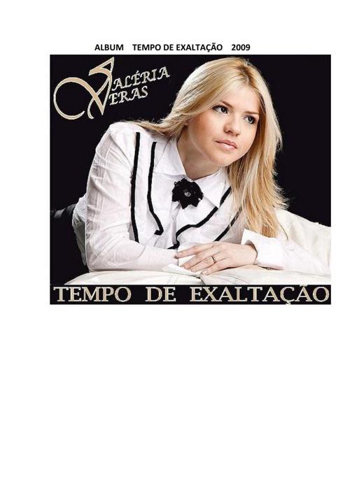 1. ALBUM  TEMPO DE EXALTAO