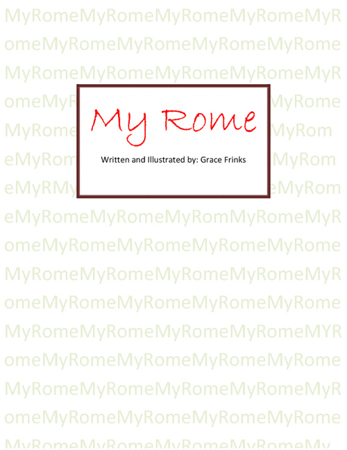 My Rome by Grace