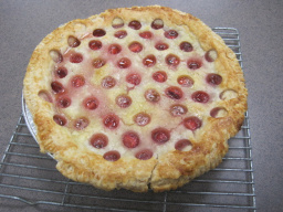 My Sweet Strawberry Pie- Morgan Schau