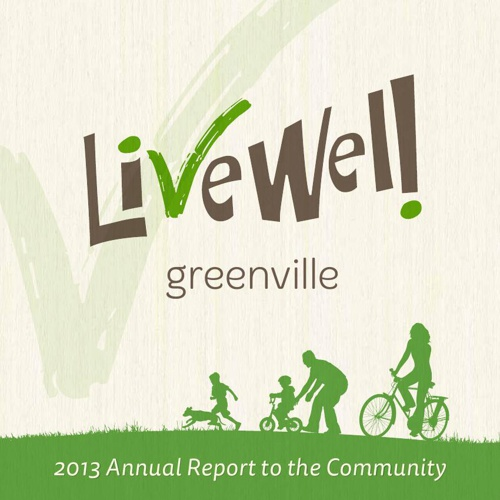 LiveWell 2014 Annual Report