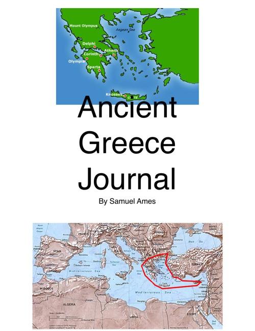 Samuel's Ancient Greece Travel Journal