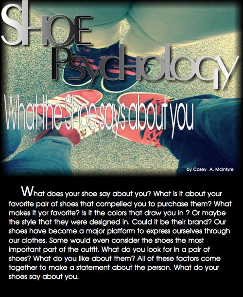 Shoe Psychology