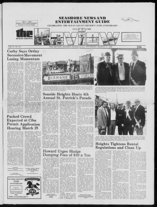 Review March 1988
