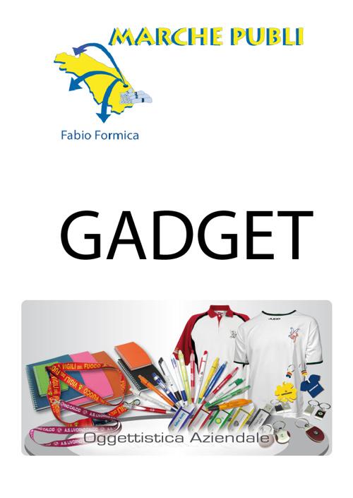 CATALOGO GADGETS