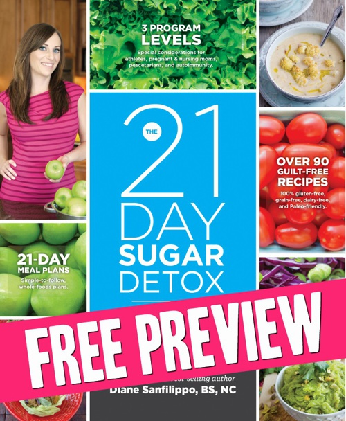 The 21-Day Sugar Detox (74-page preview)
