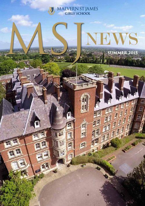 MSJ News - Summer 2015