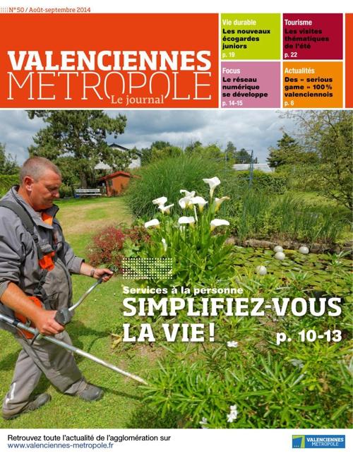 Magazine 50