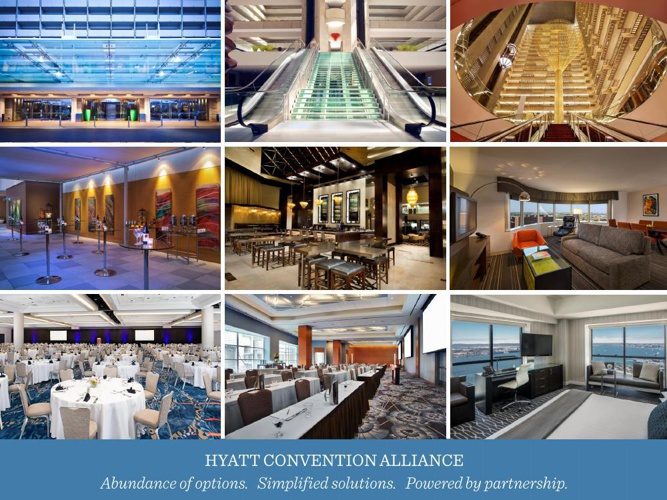 Hyatt Convention Collection Flipbook 8.14.14