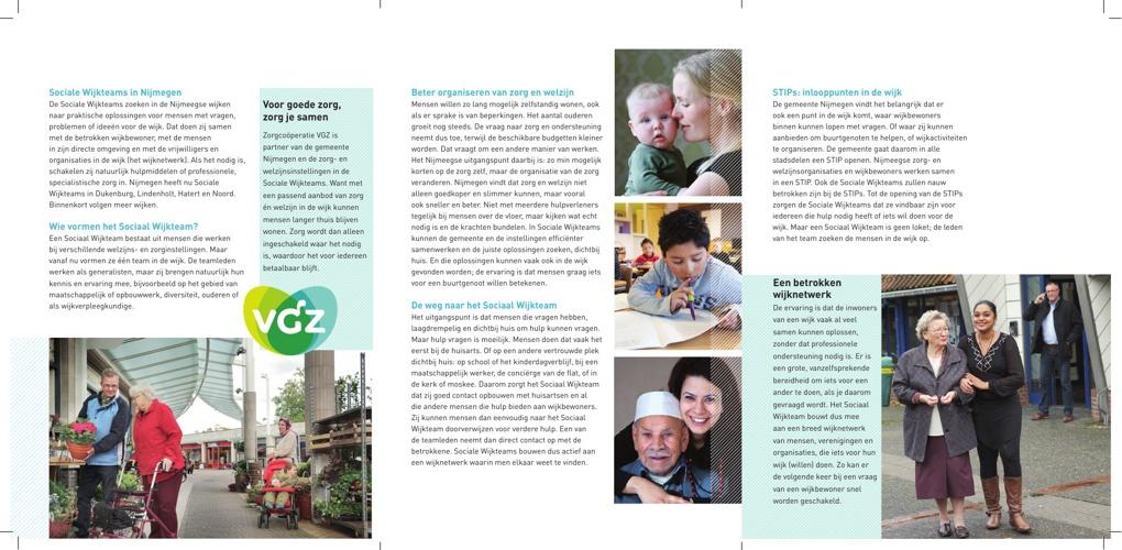 Sociale wijkteams Nijmegen