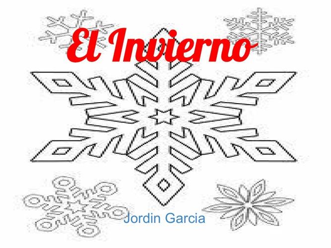 El invierno - Jordin Garcia