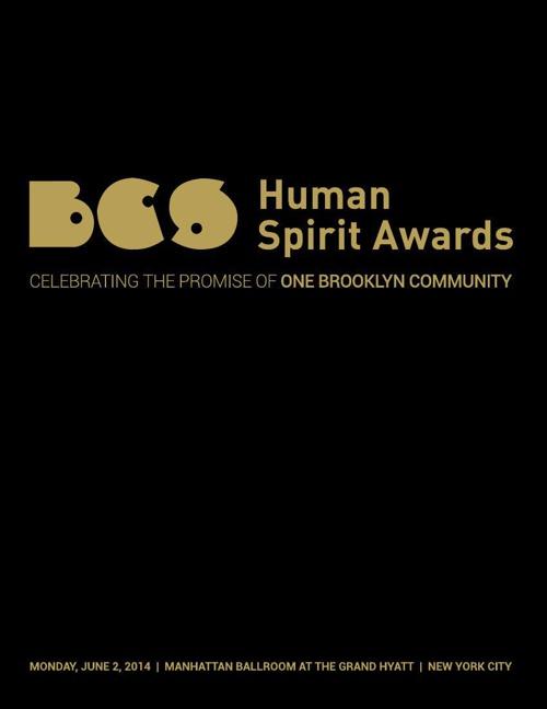 Human Spirit Awards 2014