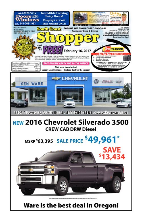 South Coast Shopper e-Edition 2-16-17