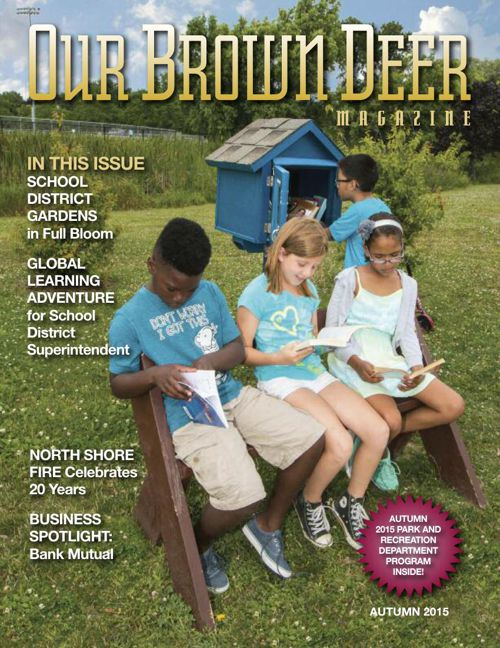 Our Brown Deer Magazine August 2015