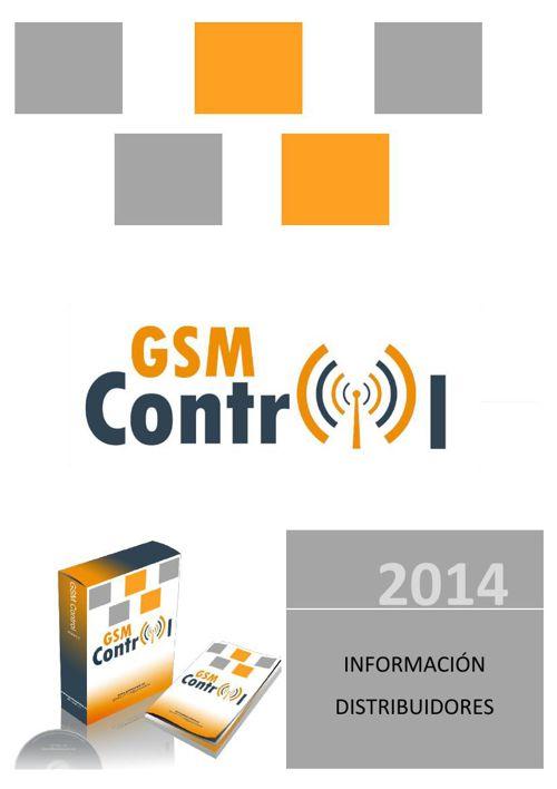 GSMControl - Control de accesos desde el movil