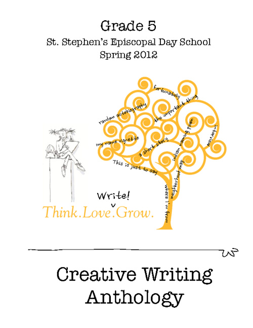 Creative Writing Anthology SPRING '12