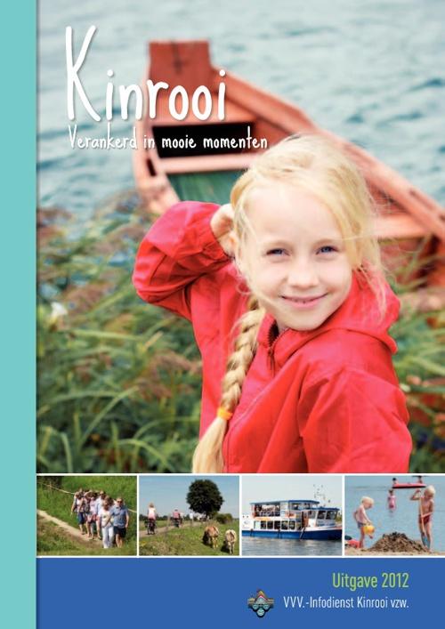 Brochure toerisme Kinrooi