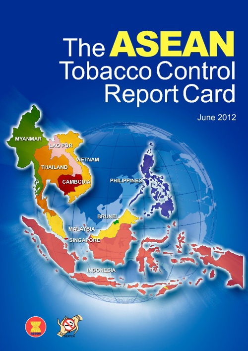 The Asean Tobacco Control Report Card June 2011