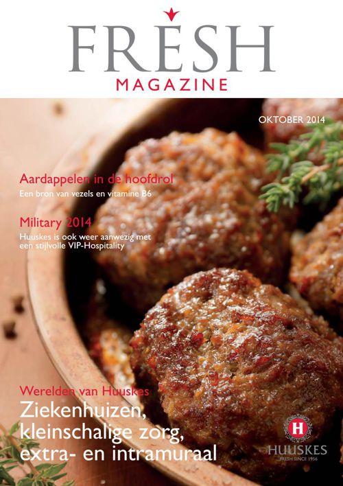 Fresh Magazine Oktober 2014