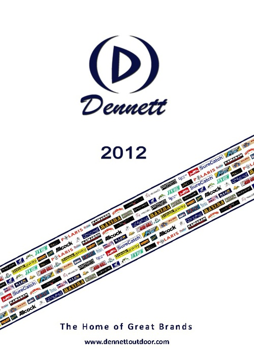 Dennett 2012 Catalogue