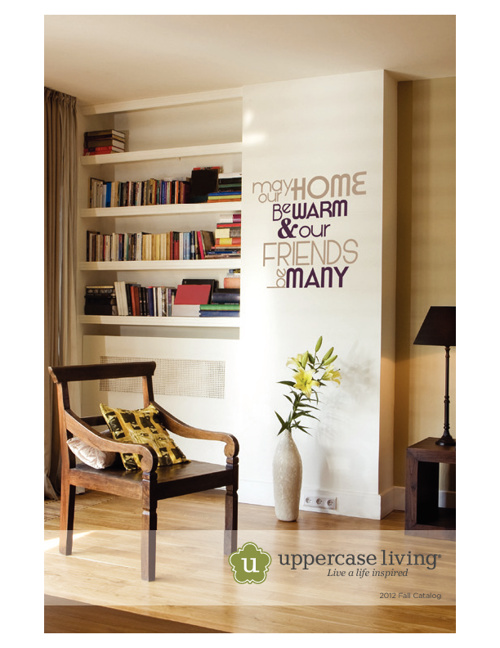2012 Fall Uppercase Living Catalog
