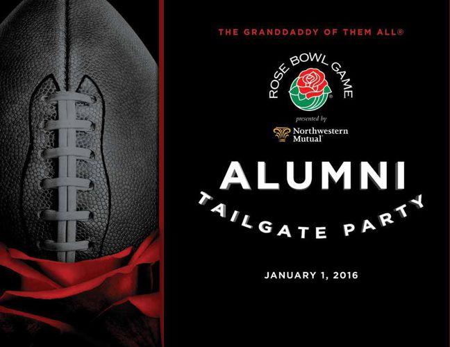 Alumni Tailgate Party 2016