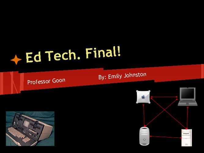 Ed. Tech