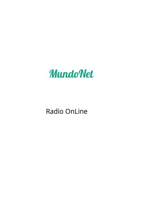 Radio MundoNet